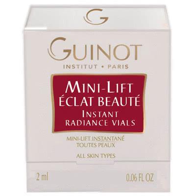 Guinot Instant Radiance Vials: Mini-Lift Eclat Beaute