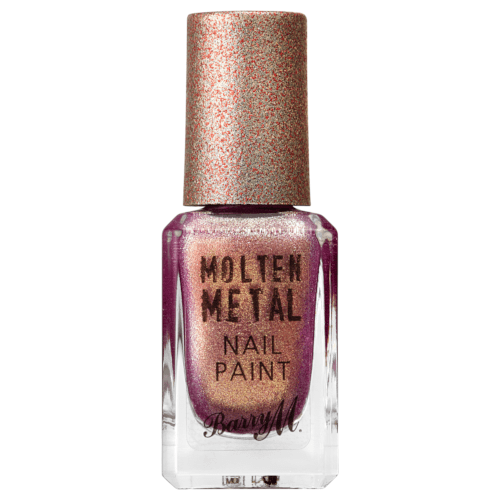 Barry M Molten Metal- Pink Luxe