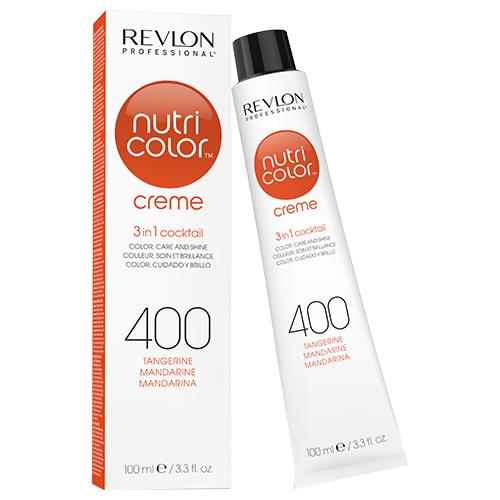 Revlon Professional Nutri Color Crème - 400 Tangerine 100ml by Revlon Professional