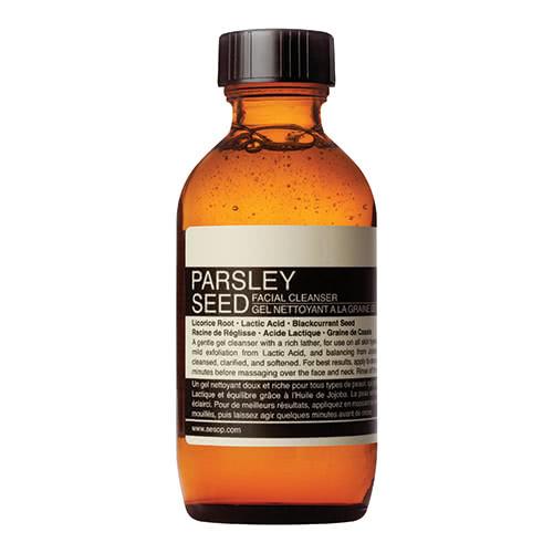 Aesop Parsley Seed Facial Cleanser 100ml - 100ml by Aesop