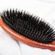 evo bradford natural boar bristle pin brush by evo