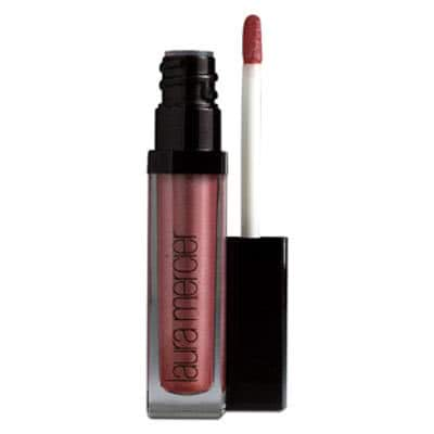 Laura Mercier Lip Glace - New Formula - Ambre Rose - bronze red quartz by Laura Mercier
