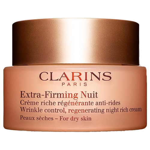Clarins Extra-Firming Regenerating Night Cream for Dry Skin