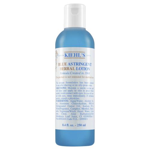 Kiehl's Blue Astringent Herbal Lotion 250ml by Kiehl's Since 1851