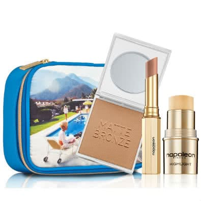 Napoleon Perdis Slim Aarons Collection: Poolside Gossip Pack by Napoleon Perdis