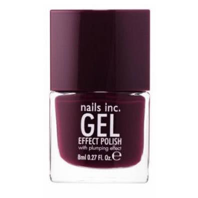 nails inc. Kensington High St GEL Effect Nail Polish
