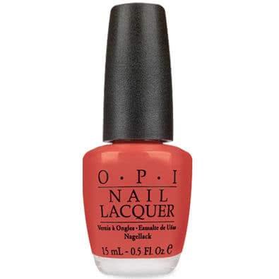 OPI Nail Lacquer - Mod-ern Girl (Shimmer)