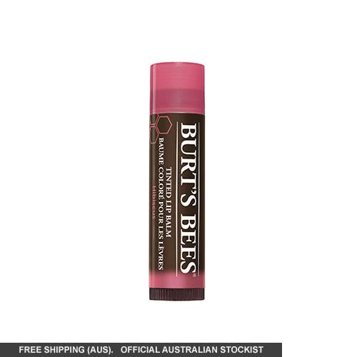 Burt's Bees Tinted Lip Balm-Hibiscus