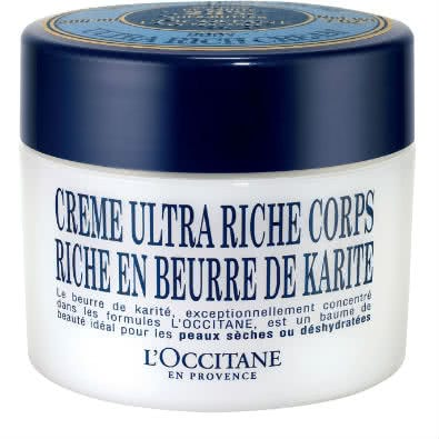 L'Occitane Shea Ultra Rich Body Cream 200ml by L'Occitane