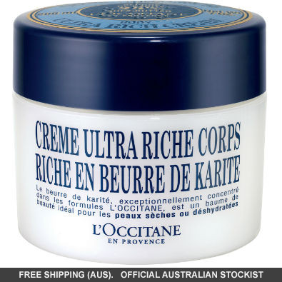 L'Occitane Shea Ultra Rich Body Cream 200ml by loccitane