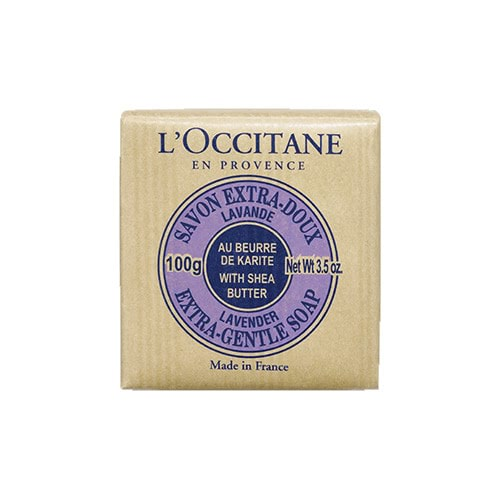 L'Occitane Extra Gentle Lavender Soap with Shea - 100g by L'Occitane