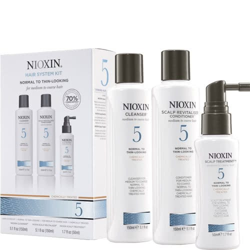 Nioxin Trial Kit System 5 by Nioxin