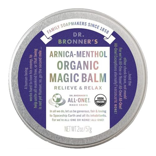 Dr. Bronner Magic Balm - Arnica-Menthol by Dr. Bronner's
