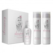 Showpony Hair Extension Care Pack (Sulphate Free Shampoo, Conditioner & Luminous Mist)