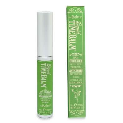 theBalm Liquid timeBalm Spot Concealer w/ Tea Tree Oil  by theBalm