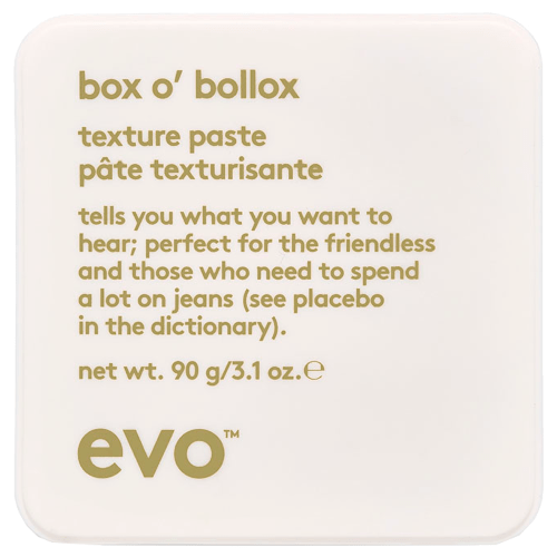 evo box o' bollox life changing paste