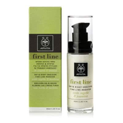 APIVITA Aromatherapy First Line Day/Night Emulsion EXP 12/11 by APIVITA