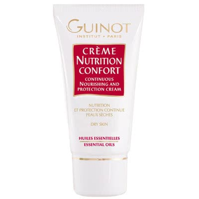 Guinot Continuous Nourishing and Protective Cream: Creme Nutrition Confort