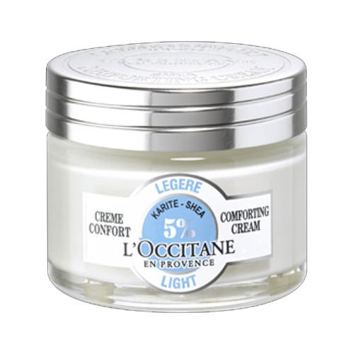 L'Occitane Shea Light Comforting Face Cream by L'Occitane