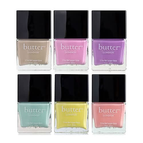 butter LONDON Sweetie Shop Nail Polish Collection by butter LONDON