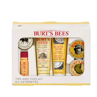 Burt's Bees Tips & Toes Kit
