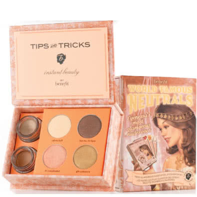 Benefit World Famous Neutrals Most Glamourous Nudes Ever Eyeshadow Kit