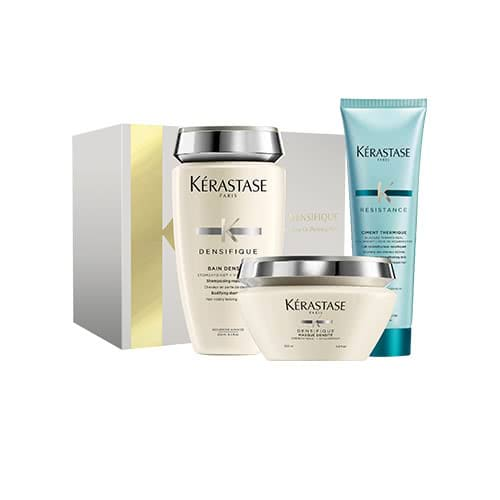 Kérastase Densifique Christmas Coffret – for Hair Lacking Density by Kerastase