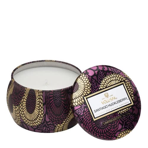 Voluspa Santiago Huckleberry Tin by Voluspa