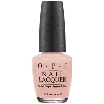 OPI Nail Lacquer - Coney Island Cotton Candy (Sheer)