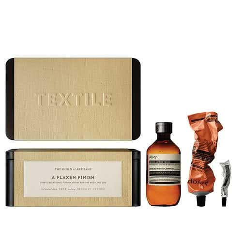 Aesop A Flaxen Finish Gift Set by Aesop
