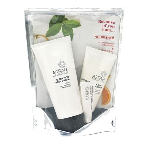 ASPAR Nourished Gift Pack by ASPAR