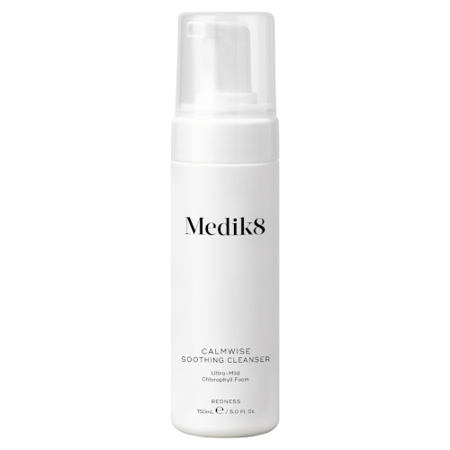 Medik8 Calmwise Soothing Cleanser Ultra-Mild Chlorophyll Foam 150ml by Medik8
