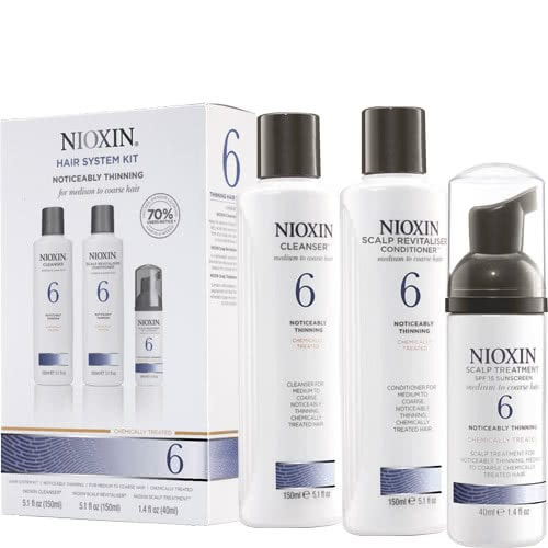 Nioxin Trial Kit System 6 by Nioxin