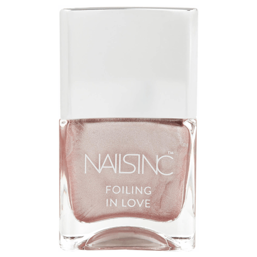 Nails Inc Foiling in Love - Space Bah by nails inc.