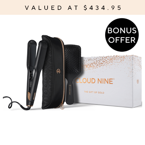 Cloud Nine Gift of Gold - Wide Iron