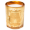Cire Trudon Limited Edition Gold Amber Abd El Kader Candle 270gm