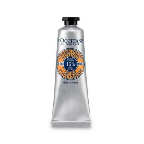 L'Occitane Dry Skin Shea Foot Cream 30ml by L'Occitane