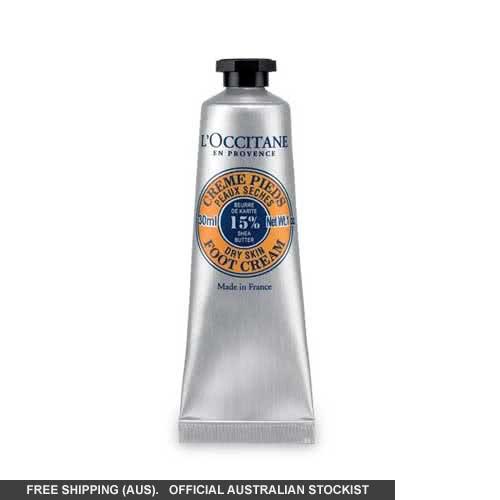 L'Occitane Dry Skin Shea Foot Cream 30ml