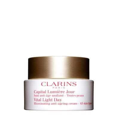 Clarins Vital Light Day Cream for All Skin Types