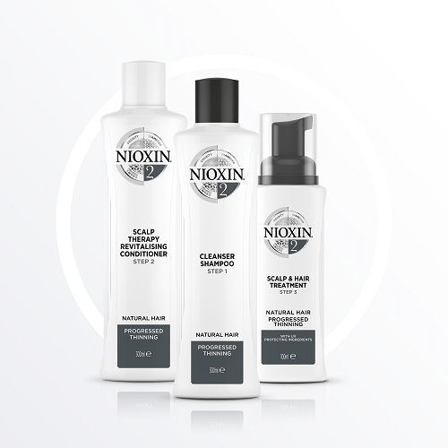Nioxin 3d Trial Kit System 2 Free Post