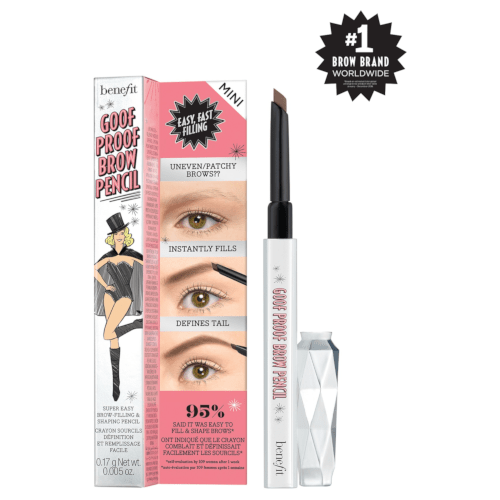 Benefit Goof Proof Brow Pencil Mini by Benefit Cosmetics