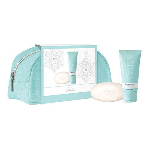 Kora Organics – Shine Body Lotion Gift Set by KORA Organics