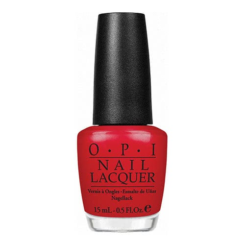 OPI Nail Lacquer - Swiss Collection, Color So Hot It Berns by OPI