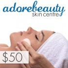 Adore Beauty Skin Centre $50 Gift Voucher