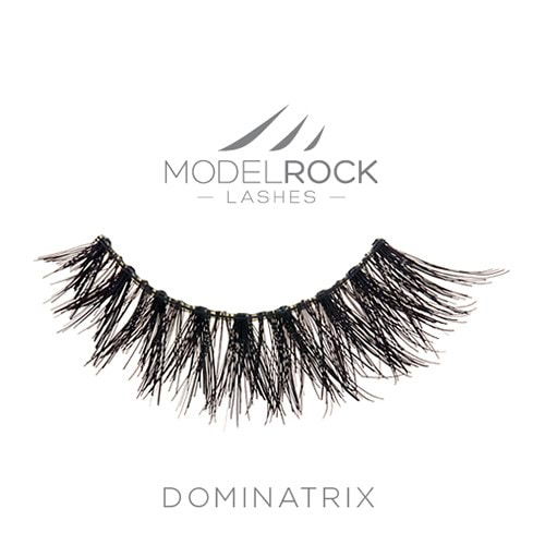 MODELROCK Signature Lashes - Dominatrix Double Layered