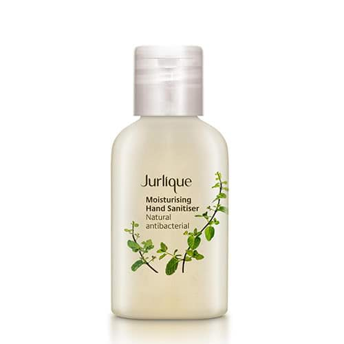 Jurlique Moisturising Hand Sanitiser - 50ml bottle with flip cap