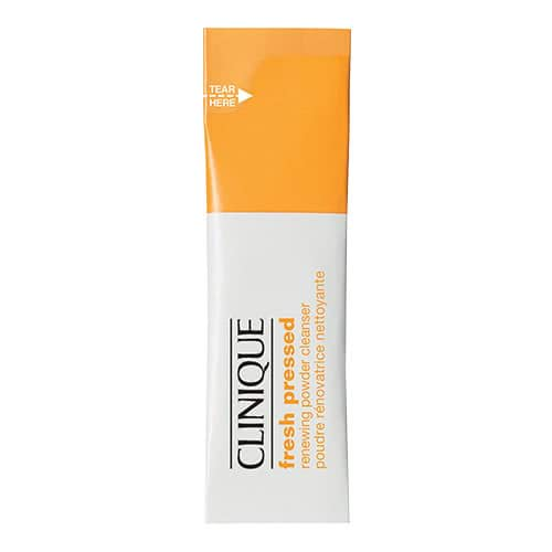 Clinique Fresh Pressed Renewing Powder Cleanser with Pure Vitamin C by Clinique