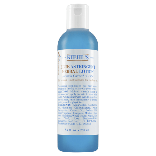 Kiehl's Blue Astringent Herbal Lotion 250ml by Kiehl's