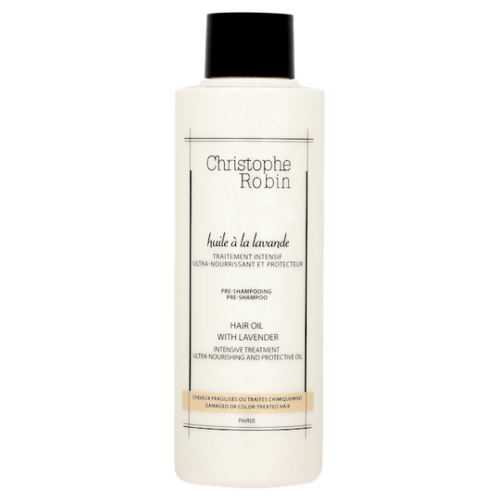 Christophe Robin Moisturising Hair Oil with Lavender by Christophe Robin