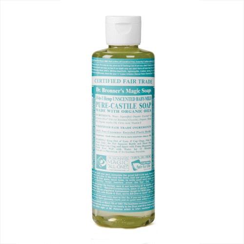 Dr. Bronner Castile Liquid Soap - Baby Mild 237ml